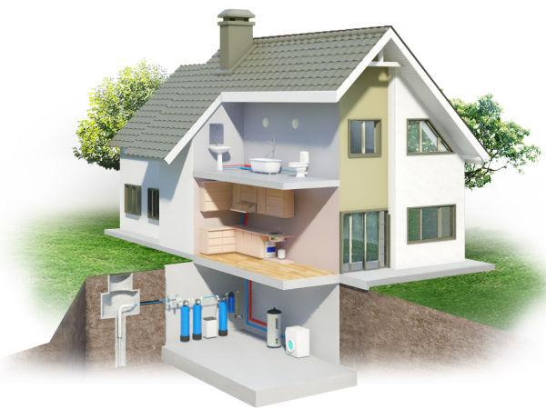 O idee moderna de alimentare cu apa a casei – pompe submersibile!